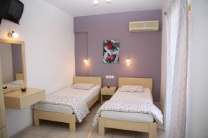 Happy Days, Apartmánové hotely  Malia - big - 62