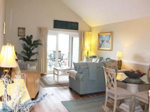 Pelican Watch 1380 Villa, Виллы  Seabrook Island - big - 6