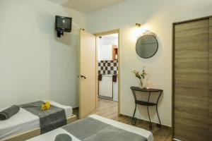 Happy Days, Apartmánové hotely  Malia - big - 52