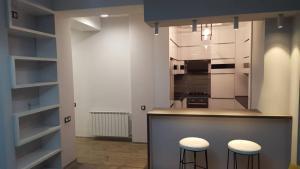 80kvm Apartment Tsagareli 52, Ferienwohnungen  Tbilisi City - big - 7