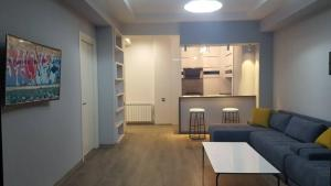 80kvm Apartment Tsagareli 52, Ferienwohnungen  Tbilisi City - big - 2