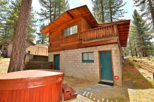 River View Cabin, Case vacanze  South Lake Tahoe - big - 4