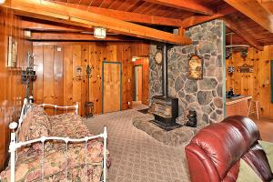 River View Cabin, Ferienhäuser  South Lake Tahoe - big - 22