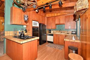 River View Cabin, Case vacanze  South Lake Tahoe - big - 11