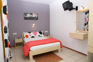 Happy Days, Apartmánové hotely  Malia - big - 5