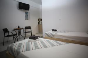 Happy Days, Apartmánové hotely  Malia - big - 94