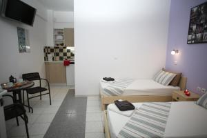Happy Days, Apartmánové hotely  Malia - big - 92