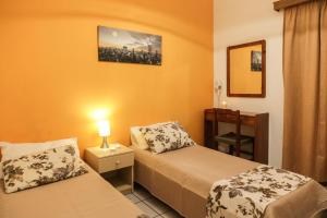 Happy Days, Apartmánové hotely  Malia - big - 7