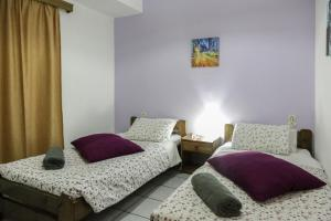 Happy Days, Apartmánové hotely  Malia - big - 9