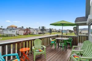 Mermaid Cove Home, Case vacanze  Galveston - big - 7