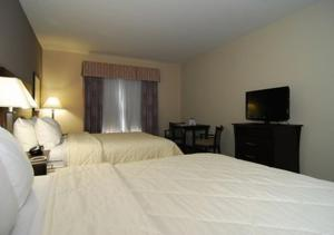 Comfort Inn & Suites Airport Oklahoma City, Hotels  Oklahoma City - big - 5