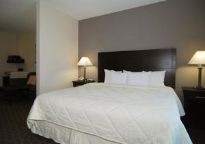 Comfort Inn & Suites Airport Oklahoma City, Hotels  Oklahoma City - big - 4