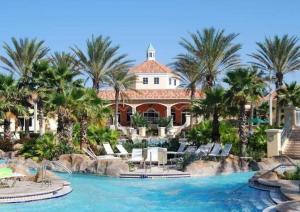 Regal Palms Calabria 3520 Townhouse, Holiday homes  Davenport - big - 1