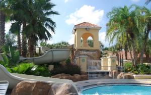 Regal Palms Calabria 3520 Townhouse, Holiday homes  Davenport - big - 29