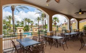 Regal Palms Calabria 3520 Townhouse, Case vacanze  Davenport - big - 28