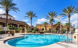 Regal Palms Calabria 3520 Townhouse, Holiday homes  Davenport - big - 27