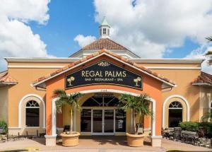 Regal Palms Calabria 3520 Townhouse, Holiday homes  Davenport - big - 21