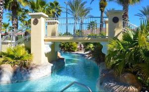 Regal Palms Calabria 3520 Townhouse, Holiday homes  Davenport - big - 2