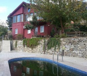 Villa Paradise, Ville  Boğazağzı - big - 8