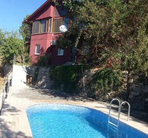 Villa Paradise, Villas  Boğazağzı - big - 16