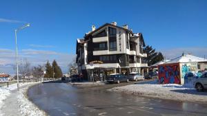 Apartment with Sauna Glazne, Ferienwohnungen  Bansko - big - 28