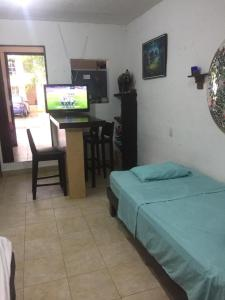 Coral Studio, Apartmány  Cancún - big - 2