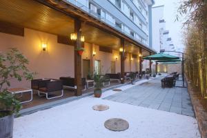 Tongxiang Wuzhen Shangjin Hotel, Отели  Wujiaqiao - big - 22