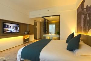 Tongxiang Wuzhen Shangjin Hotel, Отели  Wujiaqiao - big - 21