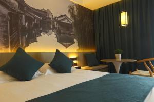 Tongxiang Wuzhen Shangjin Hotel, Отели  Wujiaqiao - big - 20