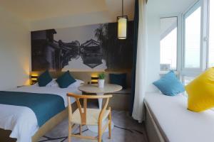 Tongxiang Wuzhen Shangjin Hotel, Отели  Wujiaqiao - big - 10