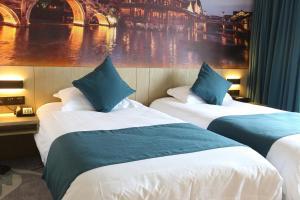 Tongxiang Wuzhen Shangjin Hotel, Отели  Wujiaqiao - big - 23