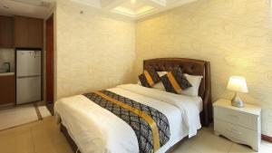 iHotel Apartment Guangzhou Folk Financial Mansion Branch, Appartamenti  Canton - big - 20