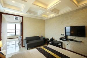 iHotel Apartment Guangzhou Folk Financial Mansion Branch, Appartamenti  Canton - big - 17