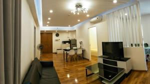 Ocean Apartment, Appartamenti  Xã Thắng Nhí (2) - big - 9