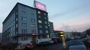 Hotel S-centrum Decín