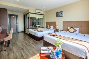 Ocean Haven Hotel, Hotely  Da Nang - big - 58
