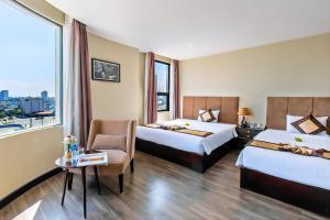 Ocean Haven Hotel, Hotely  Da Nang - big - 32