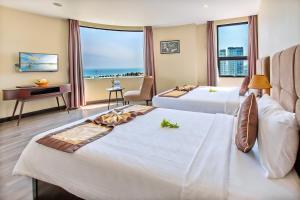 Ocean Haven Hotel, Hotely  Da Nang - big - 61
