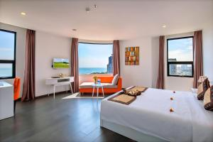 Ocean Haven Hotel, Hotely  Da Nang - big - 26