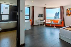 Ocean Haven Hotel, Hotely  Da Nang - big - 30