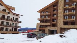 Bakuriani K2, Апартаменты  Боржоми - big - 2