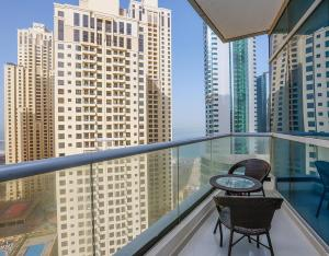Kennedy Towers - Bay Central - Dubai