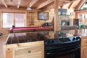 Ski Mountain View, Holiday homes  Gatlinburg - big - 5