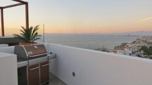 Amapas 353 403 Apartment, Апартаменты  Пуэрто-Вальярта - big - 12