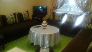 flat C casa-bourgogne, Apartmanok  Casablanca - big - 3