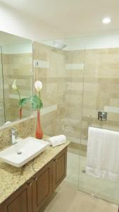 Amapas 353 403 Apartment, Апартаменты  Пуэрто-Вальярта - big - 10