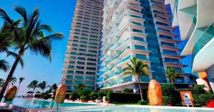 Icon 1-701 Apartment, Apartmány  Puerto Vallarta - big - 14