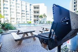 Top of the Gulf 709 Condo, Apartmány  Panama City Beach - big - 19