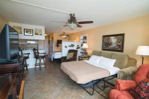 Top of the Gulf 709 Condo, Apartmány  Panama City Beach - big - 8