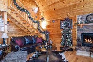 Magic Mountain Retreat, Holiday homes  Gatlinburg - big - 17